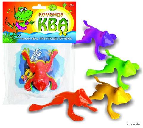 "Набор игрушек для купания ""Команда КВА №3"""