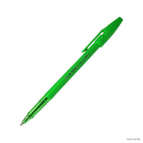 """Ручка шариковая """"Liner 808"""" (зеленая)"""