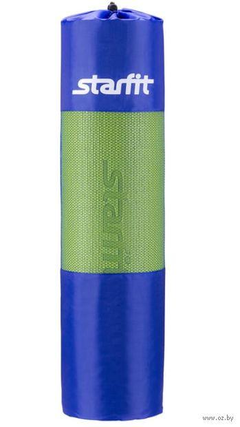 Cумка для ковриков спортивная FA-301 (синяя) — фото, картинка