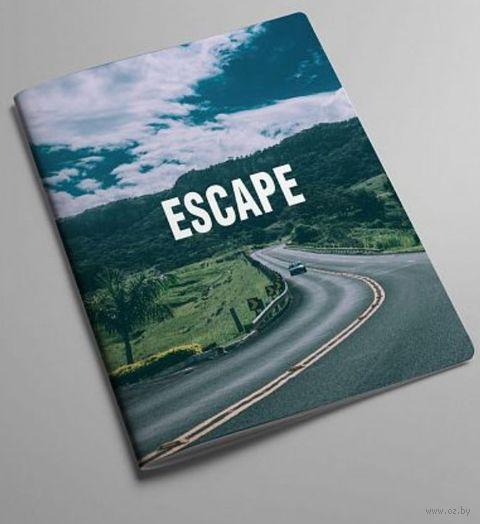 """Обложка на паспорт """"Escape"""" — фото, картинка"""