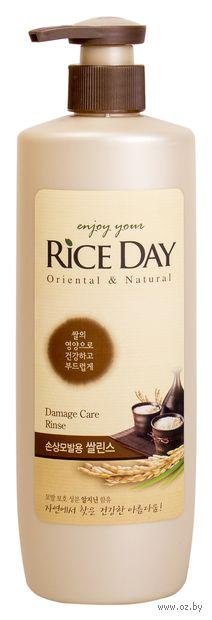 """Кондиционер для волос """"Rice Day. Для поврежденных волос"""" (550 мл) — фото, картинка"""