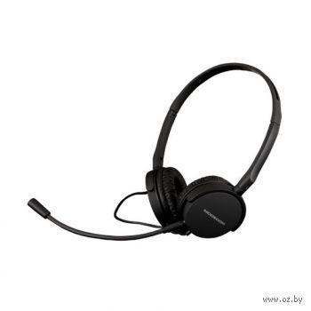 Гарнитура Modecom MC-817 (Black)