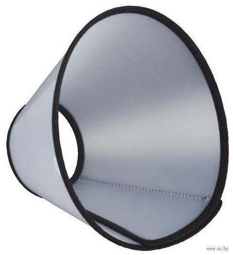 """Воротник защитный на липучке для собак """"Velcro"""" (размер S-M; 30-37 см/14 см)"""