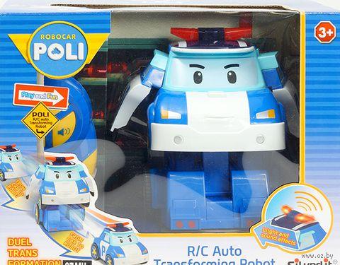 """Автомобиль на радиоуправлении """"Поли-трансформер"""" — фото, картинка"""
