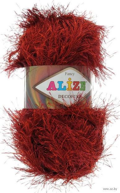 """Пряжа """"ALIZE. Decofur №1373"""" (100 г; 110 м) — фото, картинка"""