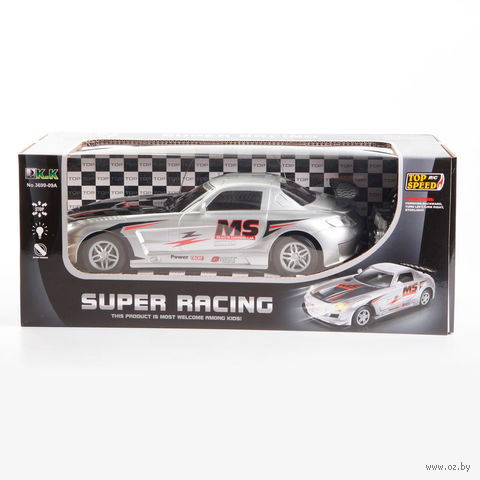 """Автомобиль на радиоуправлении """"Super Racing"""" — фото, картинка"""