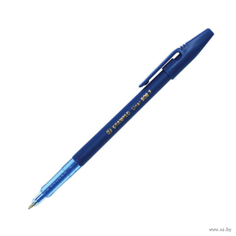 """Ручка шариковая """"Liner 808"""" (синяя)"""