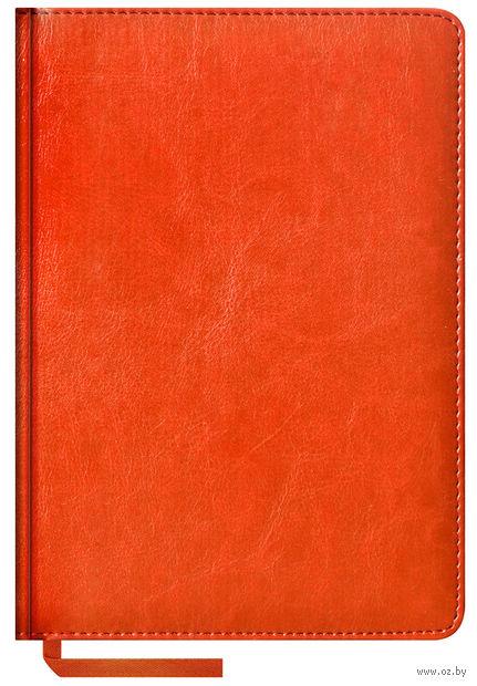 """Ежедневник недатированный """"Sarif"""" (А5; 160 листов; оранжевый)"""