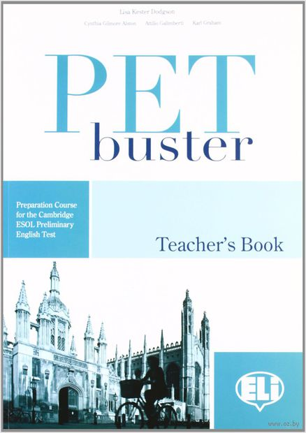PET Buster: Teacher's Book — фото, картинка