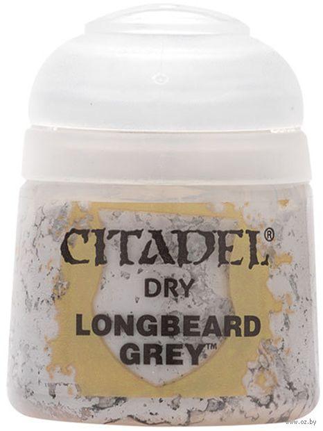 "Краска акриловая ""Citadel Dry"" (longbeard grey; 12 мл) — фото, картинка"