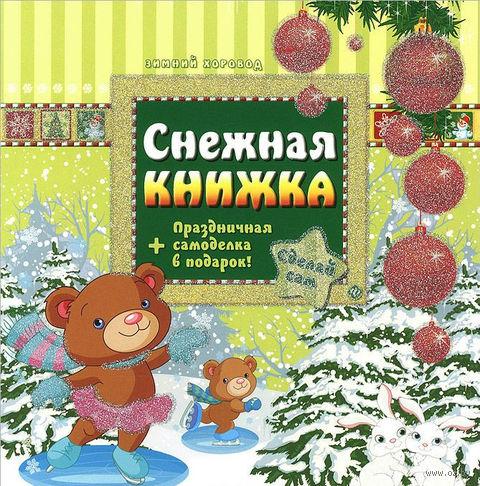 Снежная книжка. Сергей Гордиенко