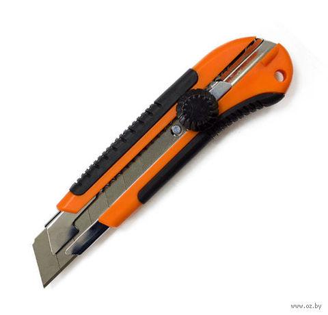 """Нож пистолетный с выдвижным лезвием """"PROFI"""" (25 мм)"""