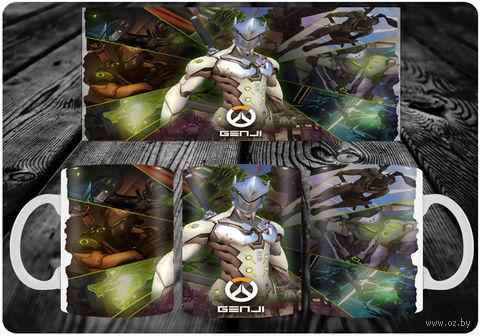 """Кружка """"Overwatch"""" (арт. 37) — фото, картинка"""