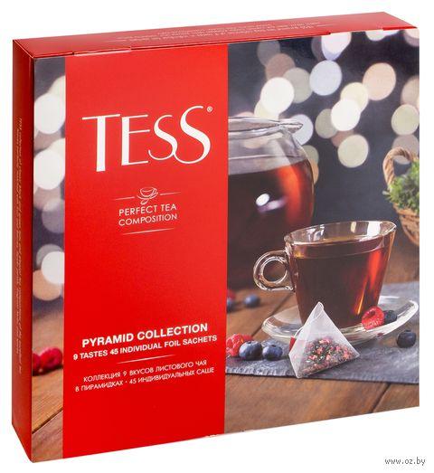 """Чай """"Tess. Коллекция ассорти"""" (45 пакетиков) — фото, картинка"""
