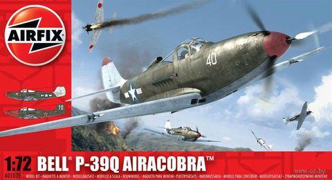 "Истребитель ""Bell P-39Q Airacobra"" (масштаб: 1/72) — фото, картинка"
