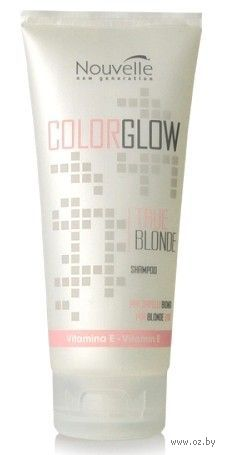 """Шампунь """"True Blond"""" против желтизны блондированных и светлых волос (200 мл)"""
