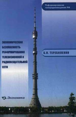 Экономическая безопасность реформирования телевизионной и радиовещательной сети. Борис Теребиленко