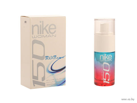 "Туалетная вода для женщин ""Nike. Blue Fantasy"" (30 мл)"