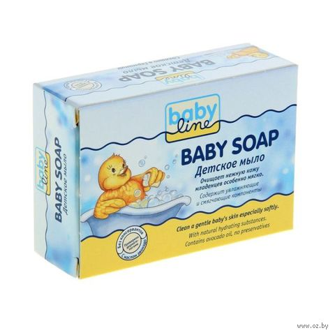 Детское мыло (100 г)