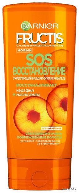 """Бальзам-ополаскиватель для волос """"SOS восстановление"""" (387 мл) — фото, картинка"""