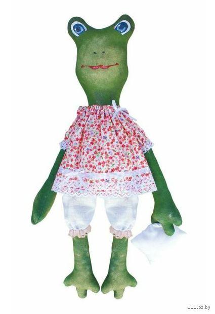 """Набор для шитья из ткани """"Кукла. Хлоя"""""""