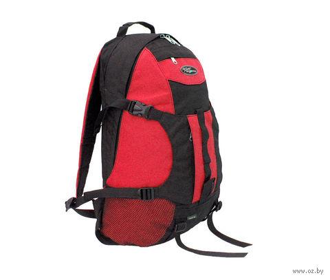 """Рюкзак """"Скаут-30"""" (30 л; чёрно-красный) — фото, картинка"""