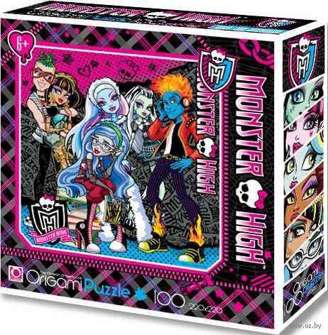 """Пазл """"Monster High 2"""" (100 элементов)"""
