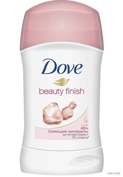 """Дезодорант DOVE """"Прикосновение красоты. Сияющие минералы"""" (стик; 40 г)"""