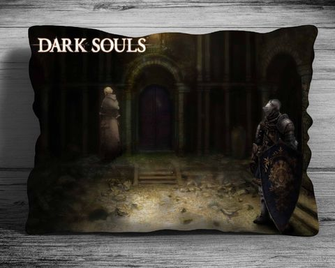 "Подушка ""Dark Souls"" (art.10)"