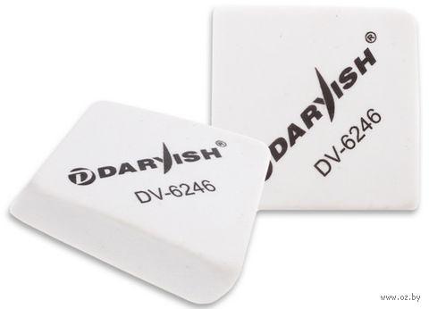 "Ластик квадратный ""Darvish"" (40х40х11 мм)"