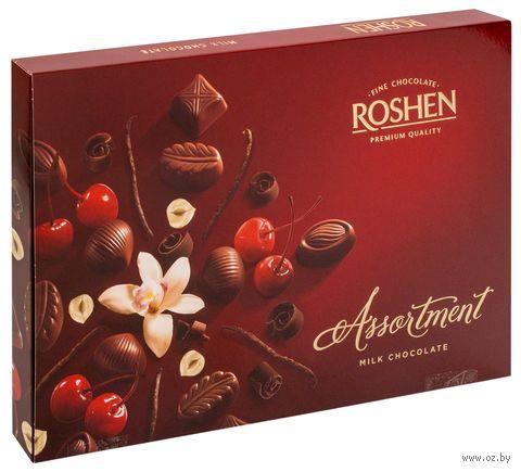 """Набор конфет """"Roshen Assortment Elegant"""" (290 г) — фото, картинка"""