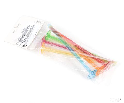 Приспособление пластмассовое для размешивания коктейлей (6 шт.; 160 мм) — фото, картинка