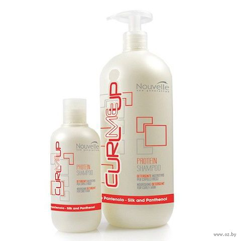 "Шампунь для волос ""Curl me up protein shampoo"" (1 л)"