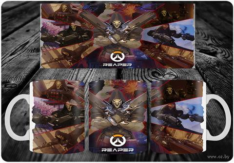 """Кружка """"Overwatch"""" (арт. 47) — фото, картинка"""
