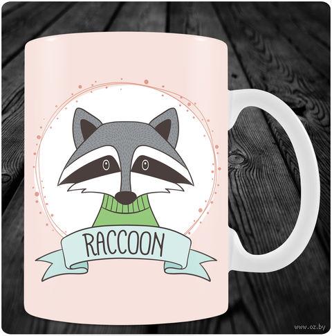 "Кружка ""Raccoon"" (art.11)"