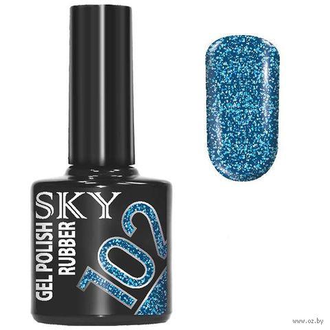 """Гель-лак для ногтей """"Sky"""" тон: 102 — фото, картинка"""