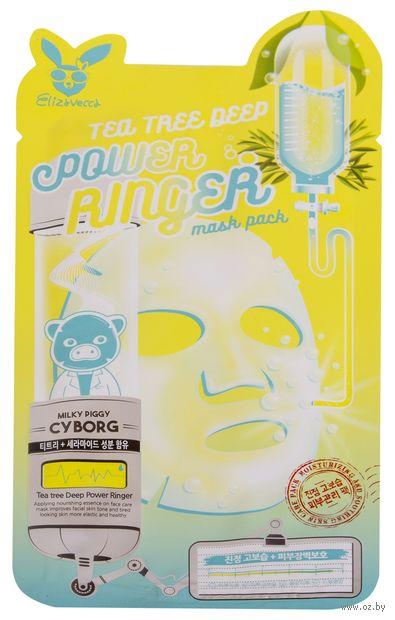 """Тканевая маска для лица """"Успокаивающая"""" (23 мл) — фото, картинка"""