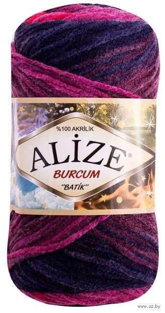 """Пряжа """"ALIZE. Burcum Batik №6327"""" (100 г; 210 м; секционный) — фото, картинка"""
