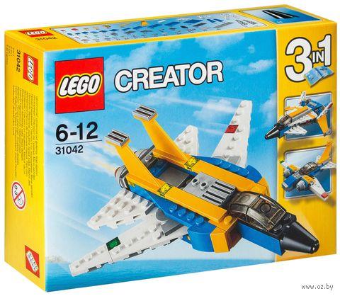 """LEGO Creator """"Реактивный самолет"""""""