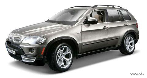 """Модель машины """"Bburago. BMW X5"""" (масштаб: 1/18)"""
