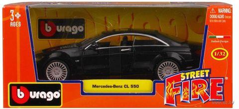 """Модель машины """"Bburago. Mercedes Benz CL 550"""" (масштаб: 1/32) — фото, картинка"""