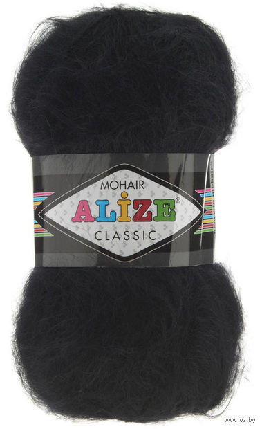 "Пряжа ""ALIZE. Mohair Classic №60"" (100 г; 200 м) — фото, картинка"
