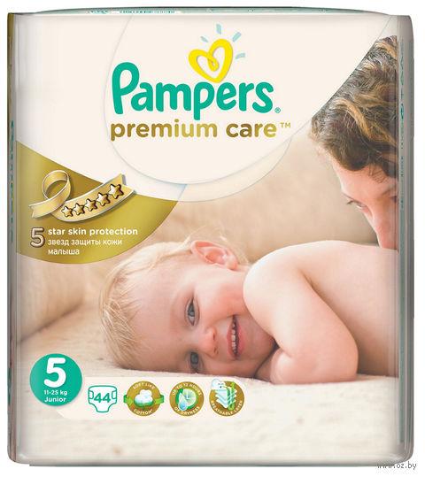 "Подгузники ""Pampers Premium Care Junior"" (11-18 кг, 44 шт)"