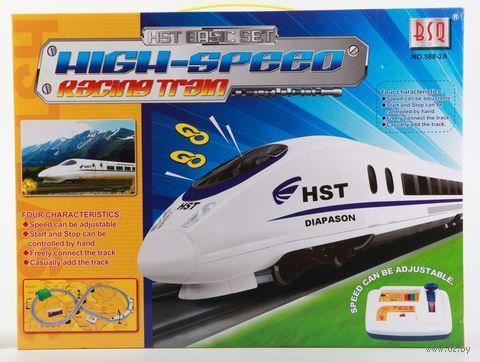"""Железная дорога """"High Speed"""" — фото, картинка"""