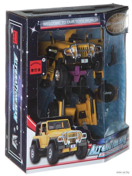 """Робот-трансформер """"Машина"""" (арт. 5503D)"""
