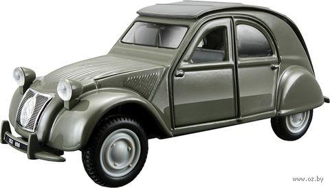 """Модель машины """"Bburago. Citroen 2CV"""" (масштаб: 1/32) — фото, картинка"""