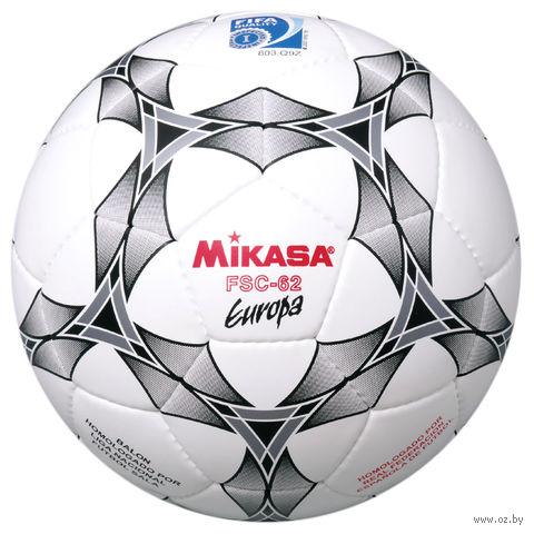 Мяч футзальный Mikasa FSC-62 E FIFA №4 — фото, картинка