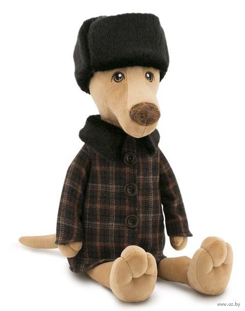 """Мягкая игрушка """"Пёс Ипполит"""" (35 см) — фото, картинка"""