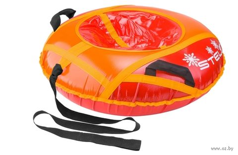 Тюбинг СН040 (110 см; красно-оранжевый) — фото, картинка