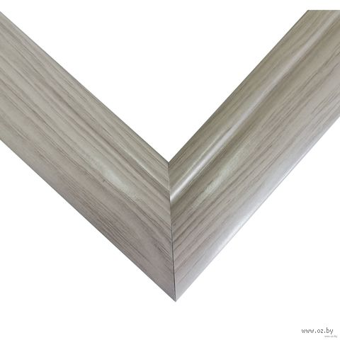 Рамка деревянная для картины по номерам (30х40 см; акация) — фото, картинка